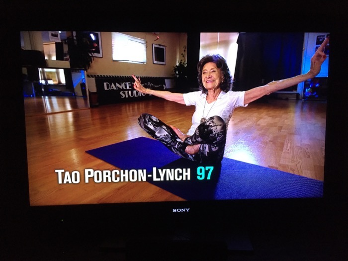 Tao Porchon - Lynch 97 in If You're Not in the Obit Eat Breakfast, HBO Documentary by Carl Reiner
