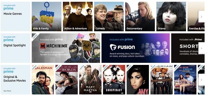 Amazon Prime Video list part 5