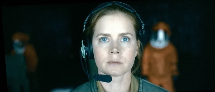 Arrival Sci-fi Film Amy Adams Demonstrates Female Power