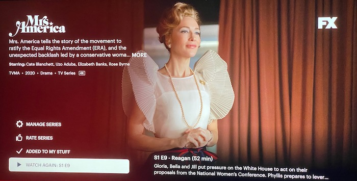 Mrs. America Hulu FX